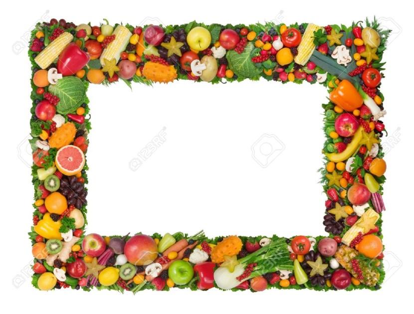830x630 Vegetable Border Clip Art Free 101 Clip Art