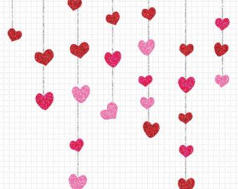 340x270 Valentines Day Clip Art Borders Border Clipart Day Valentine 5