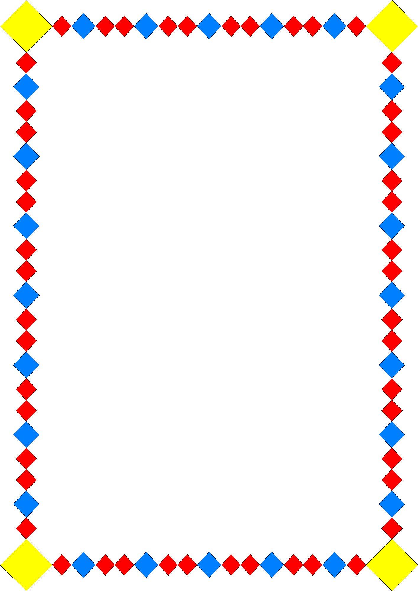 1414x2000 Clip Art Borders And Frames Clipart