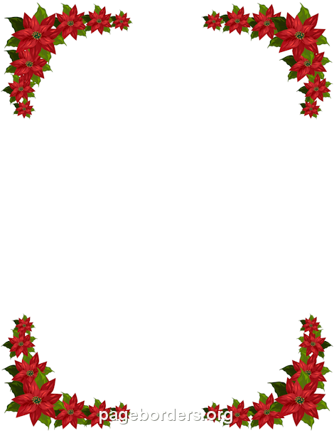 470x608 Free Winter Borders Clip Art, Page Borders, And Vector Graphics