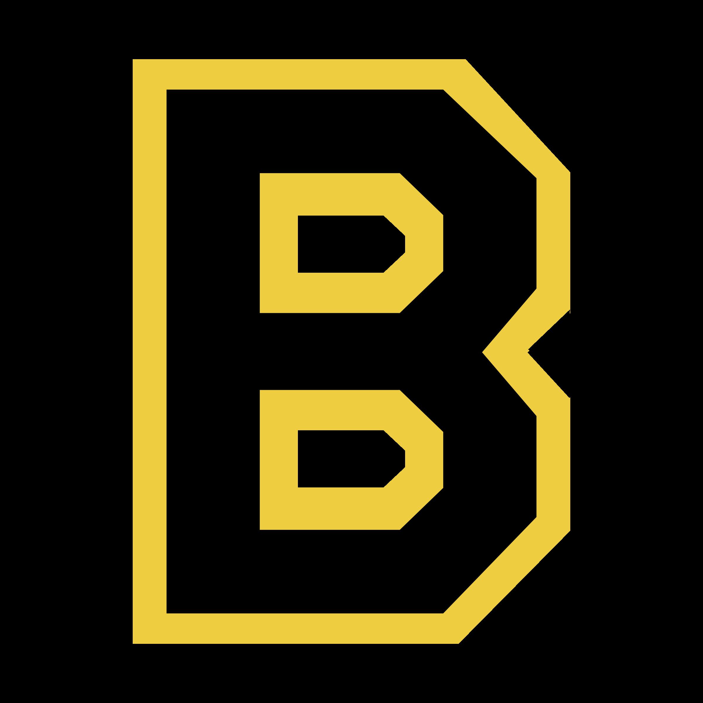 2400x2400 Boston Bruins Logo Png Transparent Amp Svg Vector