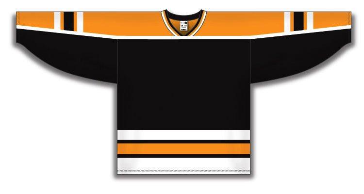750x400 Custom Throwback Boston Bruins Style Jerseys Custom Printed