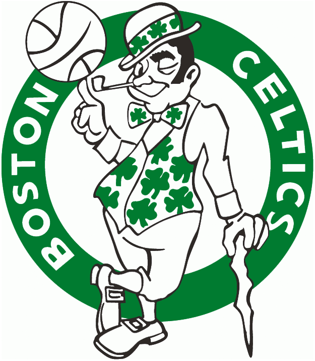 Boston Celtics Clipart