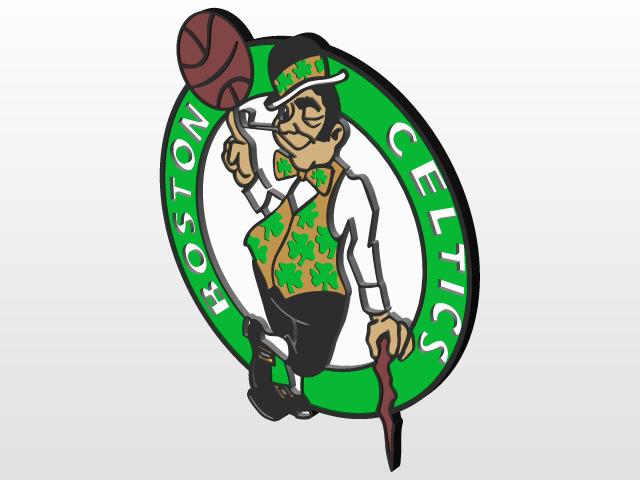 640x480 Boston Celtics 3d Cad Model Library Grabcad