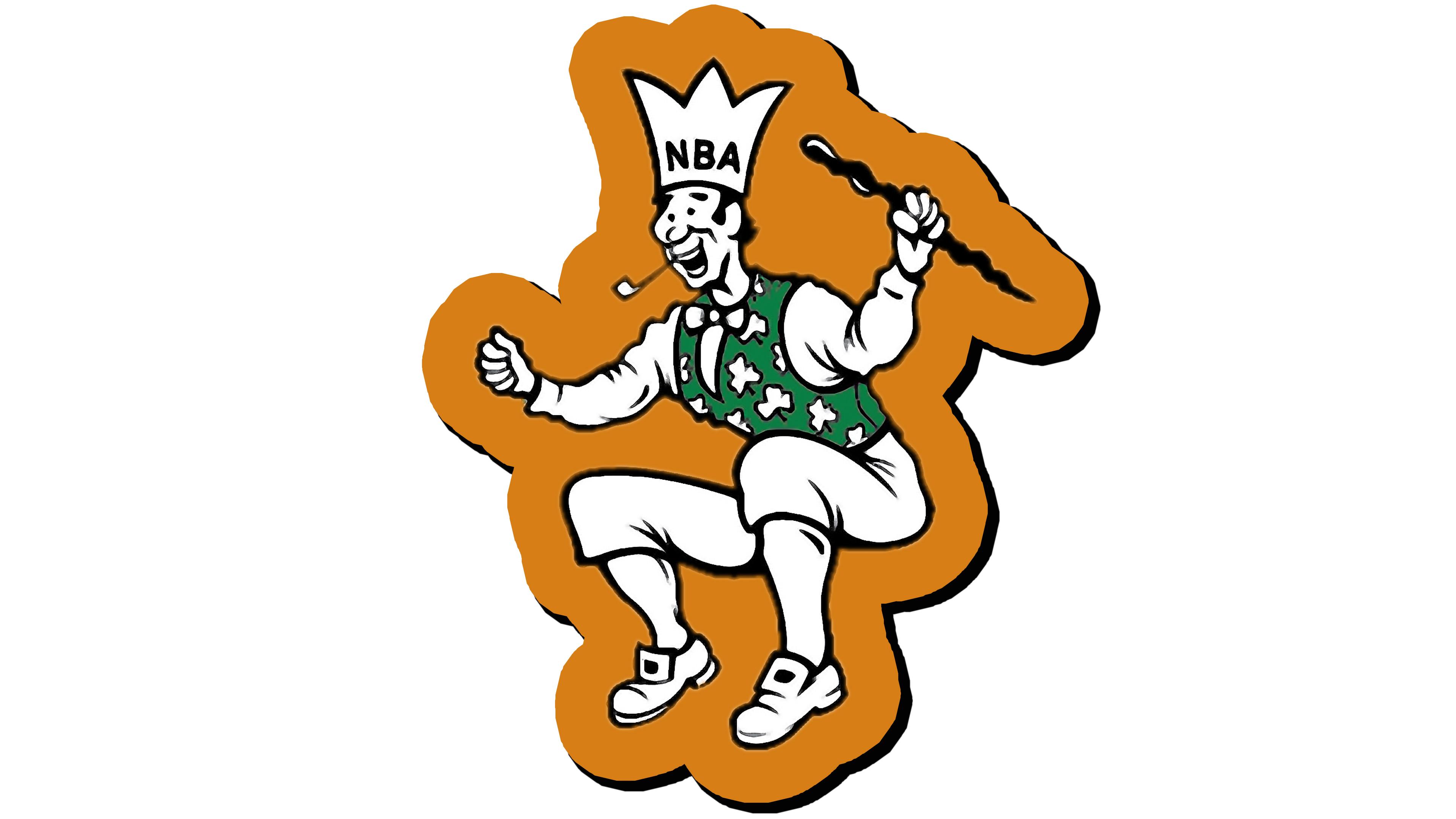 3840x2160 Boston Celtics Logo