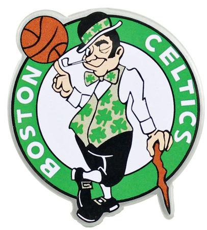 406x450 Boston Celtics Logo Pin
