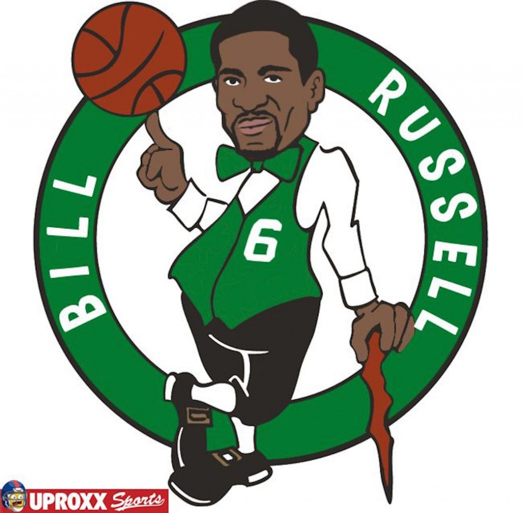 1024x1006 5 Nba Logos Redesigned As Each Team's Greatest Player Of All Time
