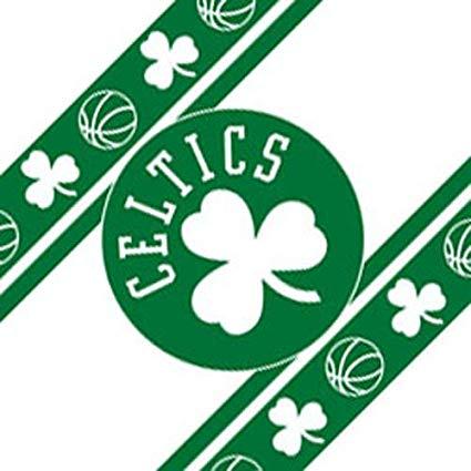 425x425 Nba Boston Celtics Self Stick Wall Border Everything Else