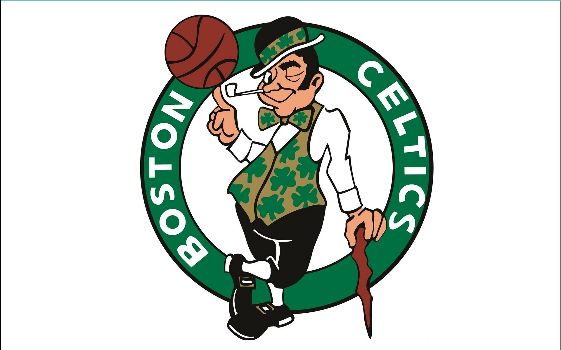 1920x1200 Nba Basketball Boston Celtics Logo White Background 1920x1200 Wide