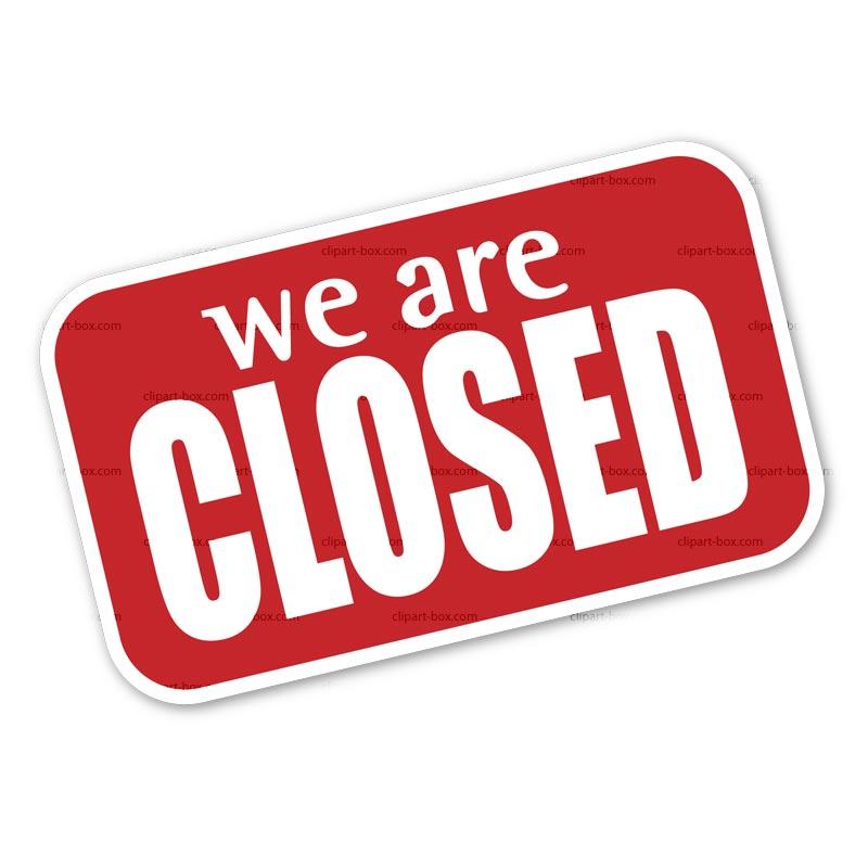 800x800 Closed Free Clipart 1 Center Club Boston