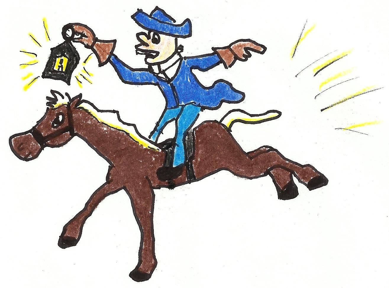 1315x974 Paul Revere Midnight Ride Clipart Cartoons