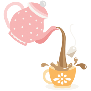 300x300 Cute Teacup Clipart