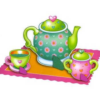 350x350 Tea Party Clip Art Stupefying