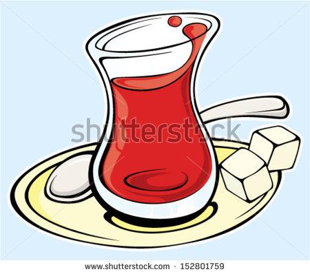 450x398 Tea Clipart