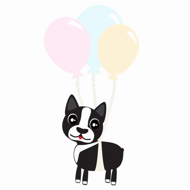 640x640 Free Happy Birthday Clip Art Fresh 11 Best Boston Terrier Images