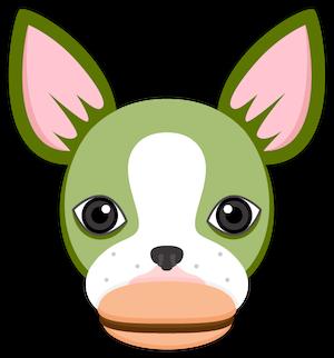 300x322 St Patrick's Boston Terrier By Marisa Marquez