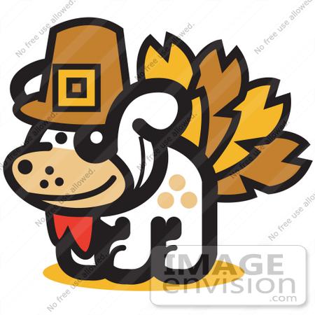 450x450 Thanksgiving Clipart Dog