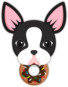 236x301 Boston Terrier Blows Kiss Emoji From Boston Terrier Lover Emoji