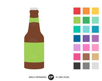 340x270 Chic Ideas Beer Bottle Clipart Royalty Free Clip Art Vector Logo