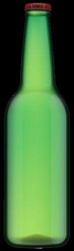 147x500 Green Beer Bottle Png Clipart
