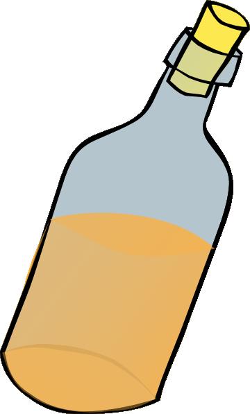360x597 Bottle Clip Art Free Vector 4vector