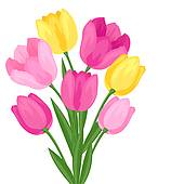 170x170 Collection Spring Flower Bouquet Clip Art Photos,