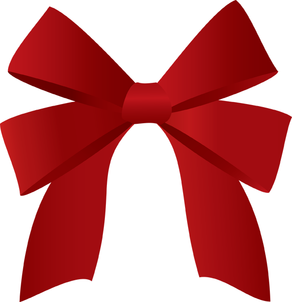 579x598 Image Of Bows Clipart