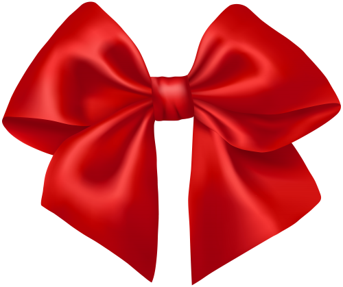 500x419 Red Bow Clipart Red Ribbon Png Clipart Laos Ribbon Png