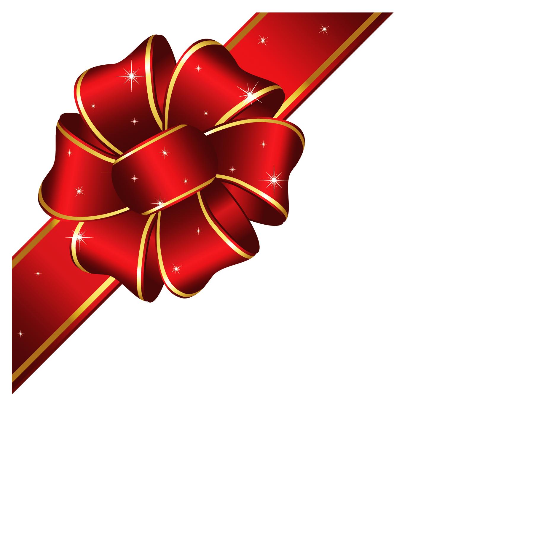 1872x1884 Clip Art Red Christmas Bow Clip Art