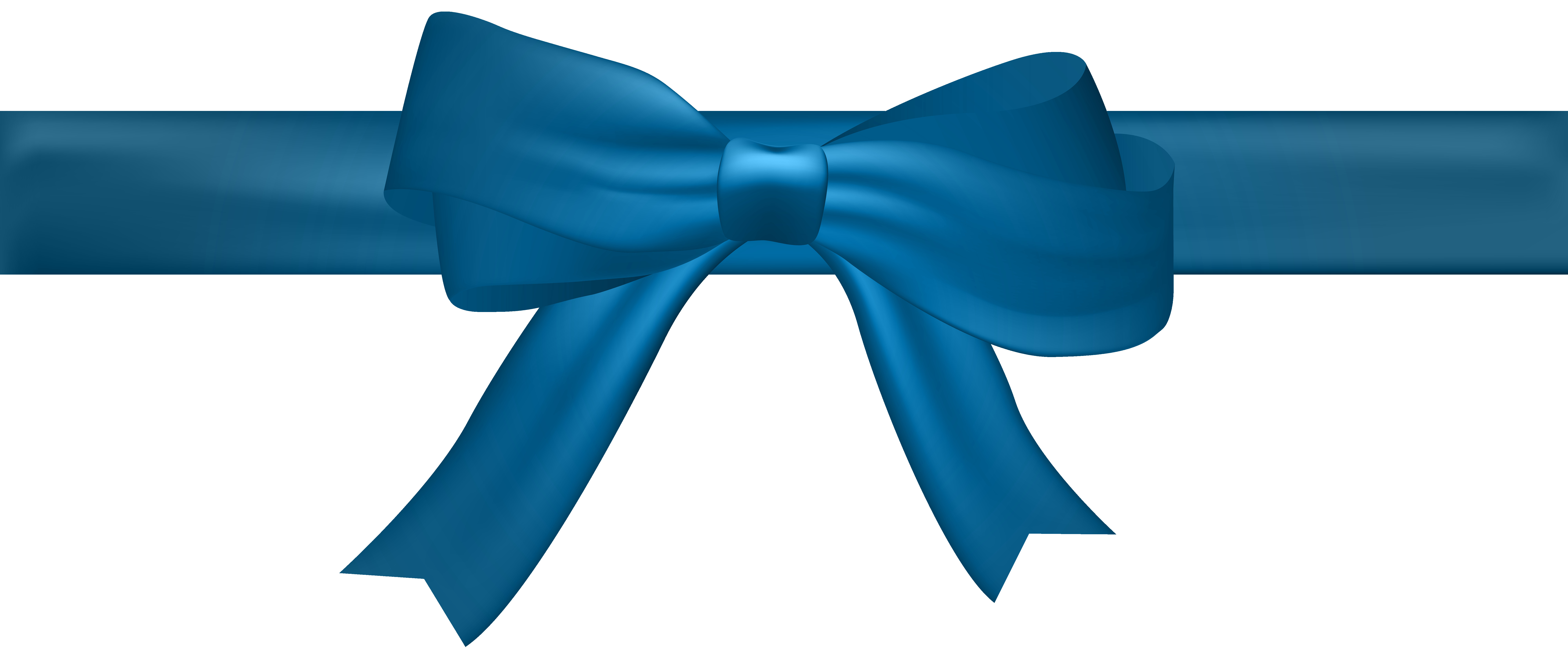 8000x3337 Bow Tie Clipart Png And Jpg Neck By Betsyrainbow Unbelievable Blue