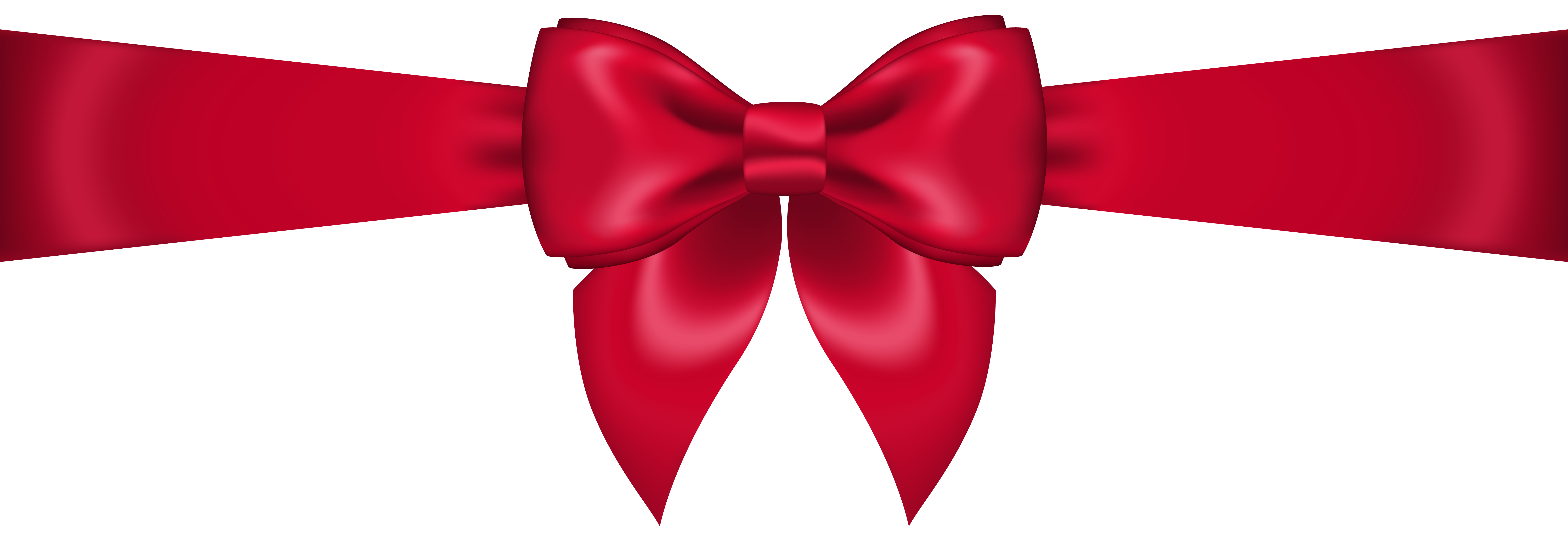 7562x2619 Red Bow Transparent Png Clip Art Clippart. Clipart