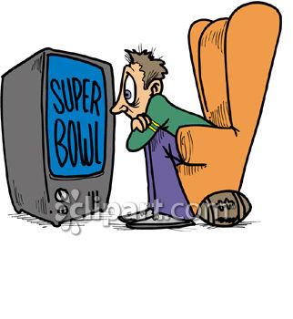 322x350 Super Bowl Clip Art Free Clipart
