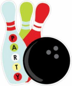 230x275 Bowling Pins And Ball Clip Art