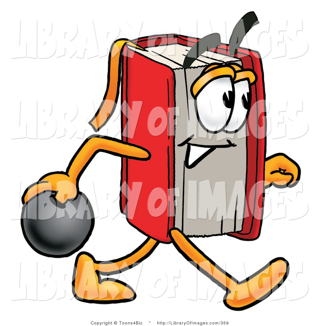 1024x1044 Clip Art Of An Athletic Red Book Mascot Cartoon Character Holding