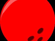 220x165 Bowling Ball Clipart Bowling Ball Red Clip Art