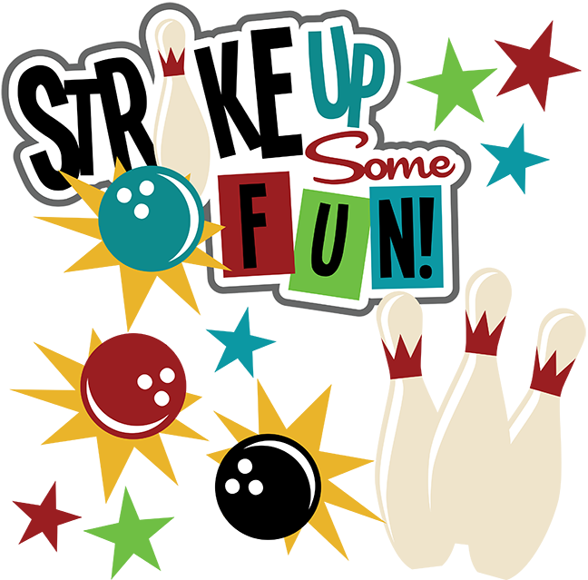648x639 Strike Up Some Fun Svg Scrapbook Files Bowling Svg Files