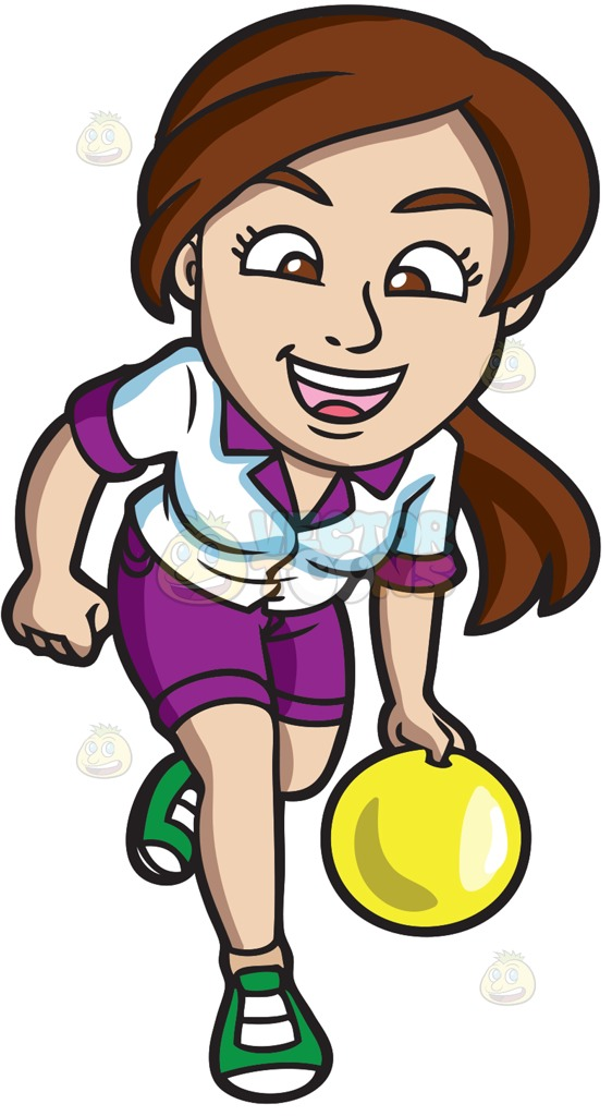 562x1024 Bowling Cartoons Clip Art