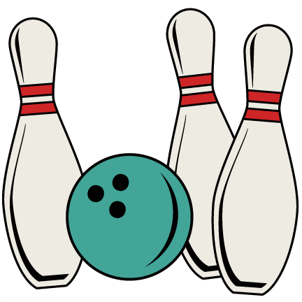 432x432 Bowling Pins Clip Art Bowling Pins And Ball Svg Cut Files Bowling