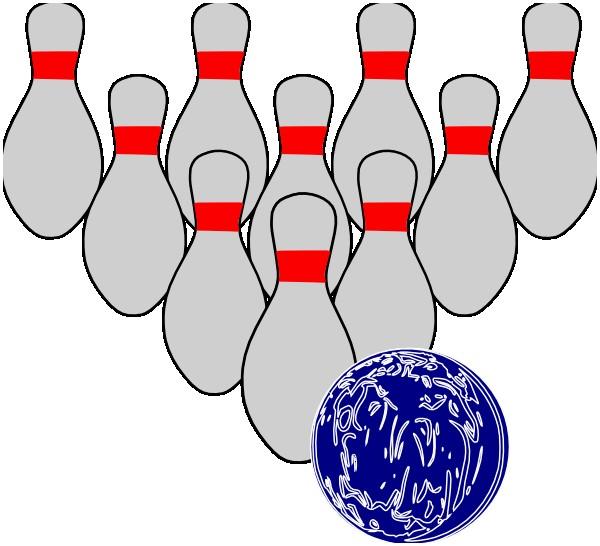600x546 Bowling Pins Clipart Fresh Bowling Pins Clip Art