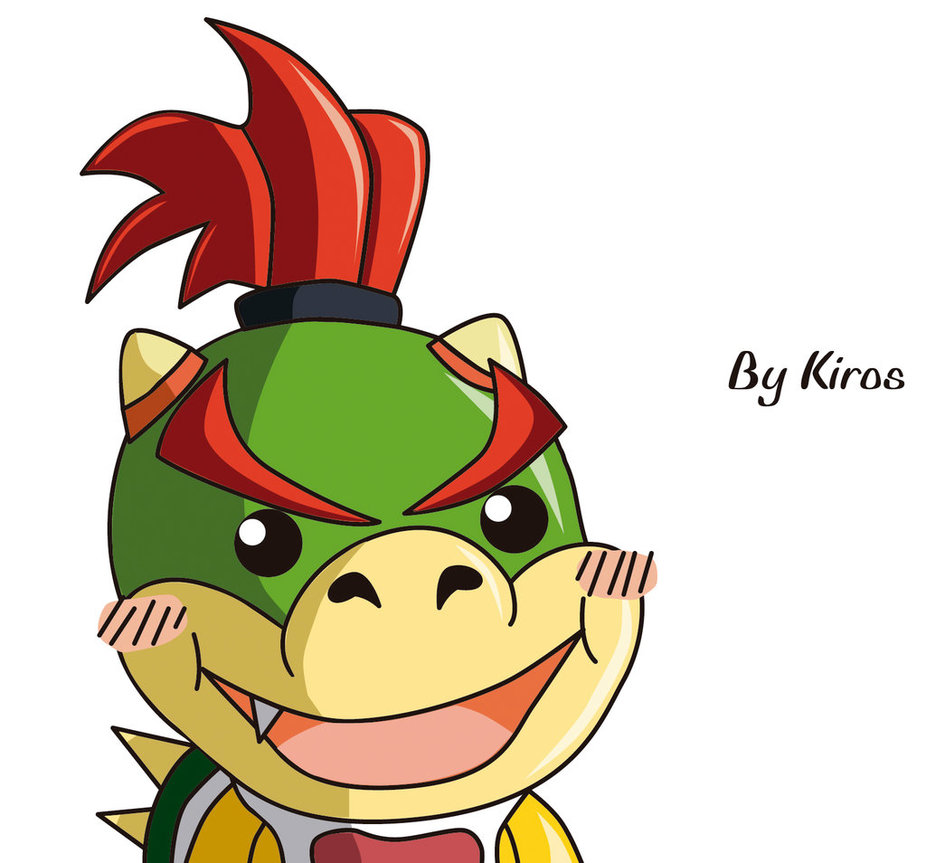 926x863 Bowser Jr. Gyate By Kirbmaster