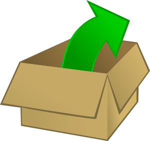 300x282 Out Of The Box Clip Art