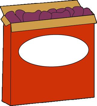 322x350 Snacks Clip Art