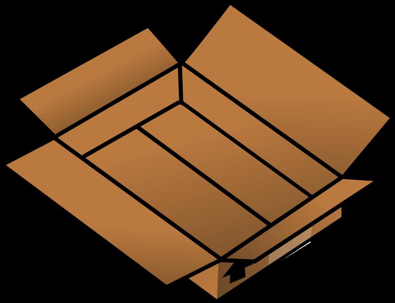 800x614 Box Clip Art Download Clipart Panda