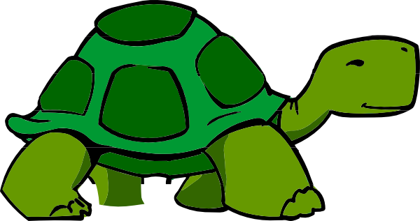 600x317 Planter Box Turtle Clip Art