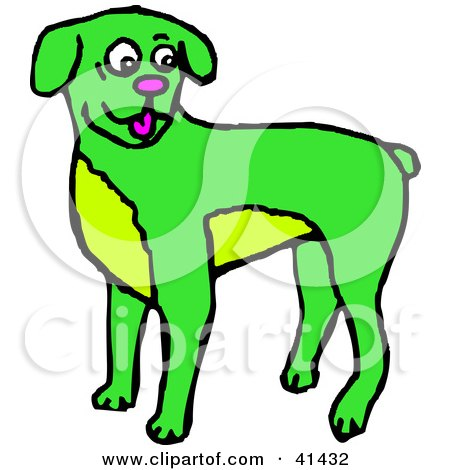 450x470 Royalty Free (Rf) Boxer Dog Clipart, Illustrations, Vector Graphics