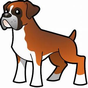 300x300 Boxer Puppy Cliparts Free Download Clip Art
