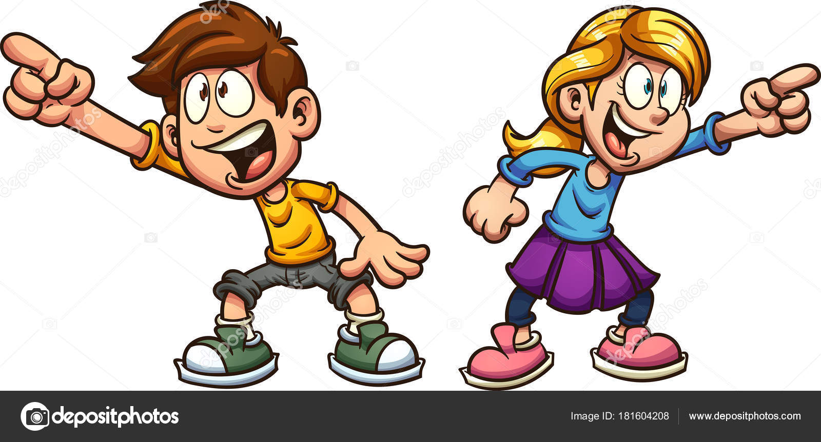 1600x862 Boy And Girl Clipart