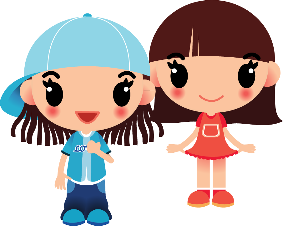 905x722 Cartoon Girl Clip Art