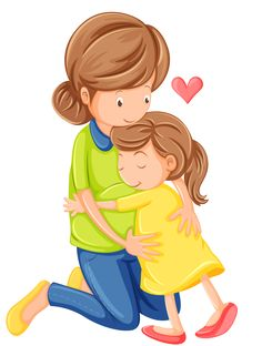 236x312 Kisses Clipart Parent Child
