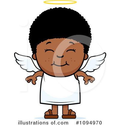 400x420 Angel Clipart